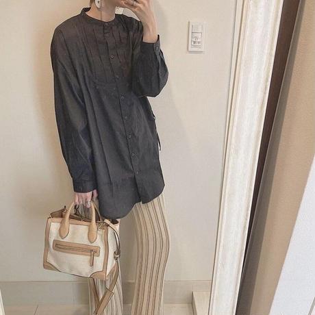 standcollar buzam shirts