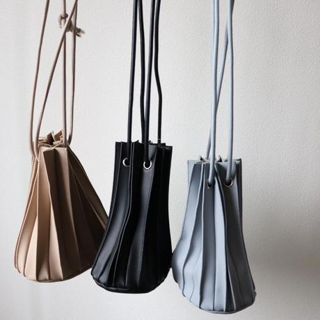 pleats bag