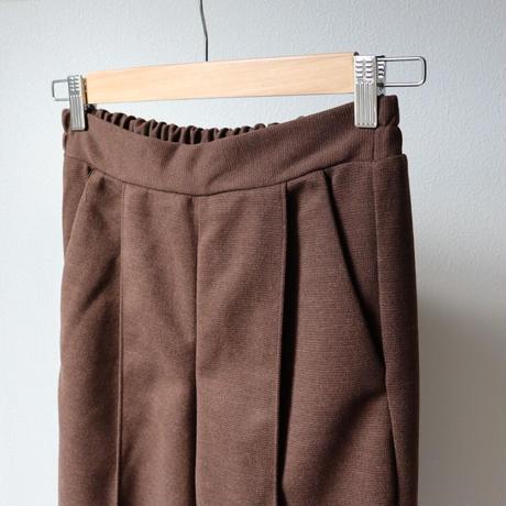 brushing  center line pants