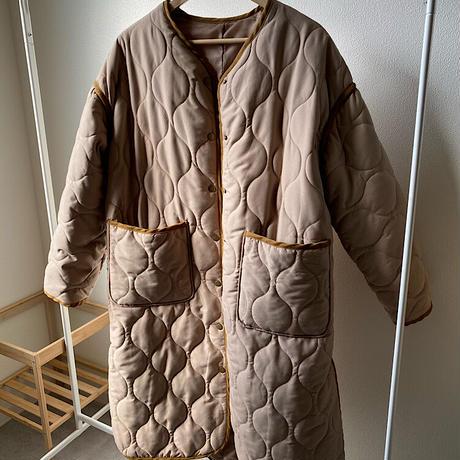 mat piping coat