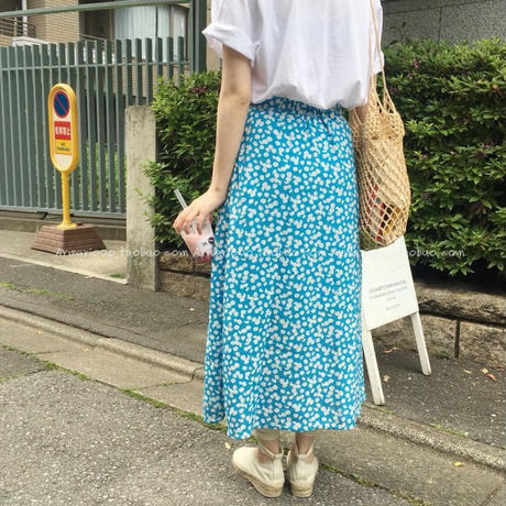 Margaret wrap  skirt