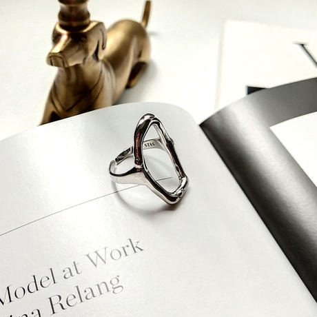 silver925  open ring