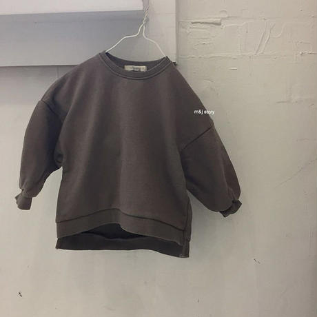 oversize sweat(kids)