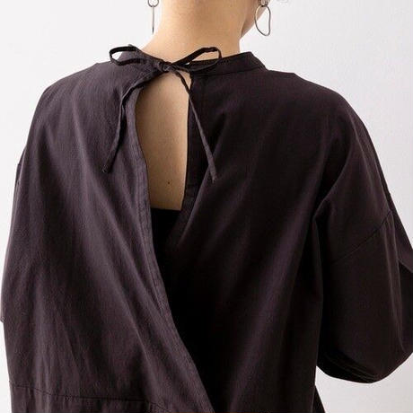 tuck back ribbon shirts