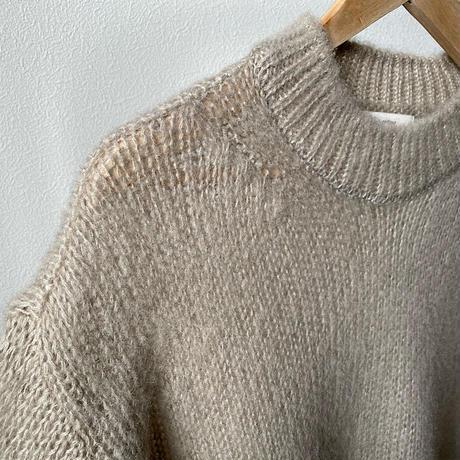 brush  knit