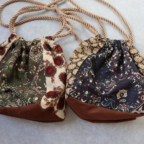 patchwork vintage bag