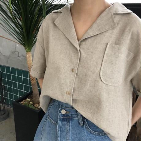 linen  open  shirts