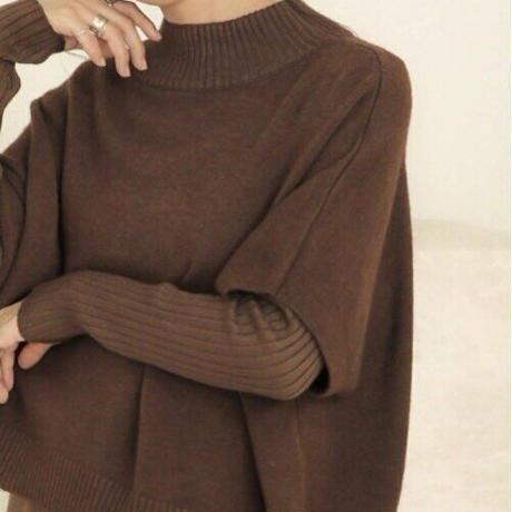 knit set one-piece