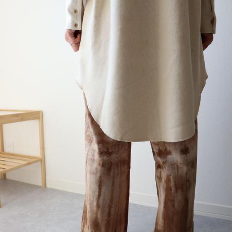 nuance slit pants