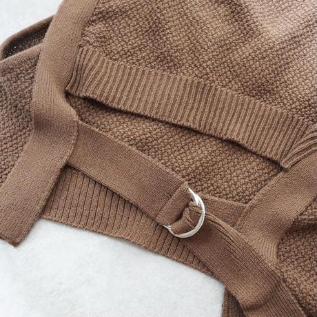 back belt vest