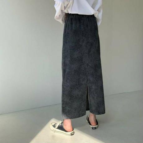 washing corduroy skirt
