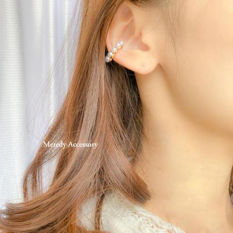 pearl ear cuffs