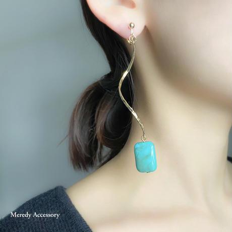 turquoise longtwist【6月末発送】