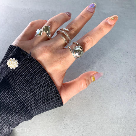 ring ME43 Silver925