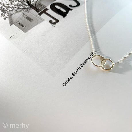 necklace ME09 Silver925