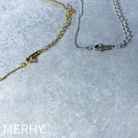 necklace ME33  Silver925