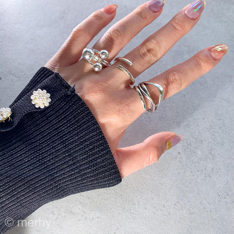 ring ME72 Silver925
