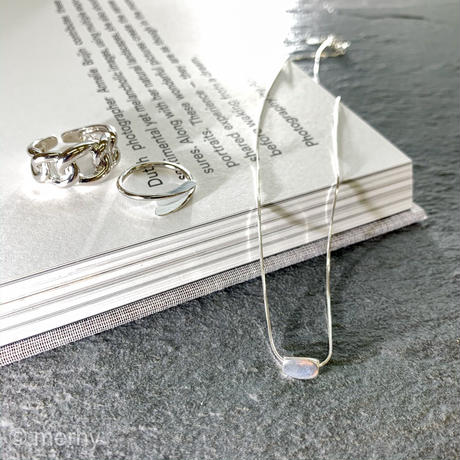 necklace ME17 Silver925