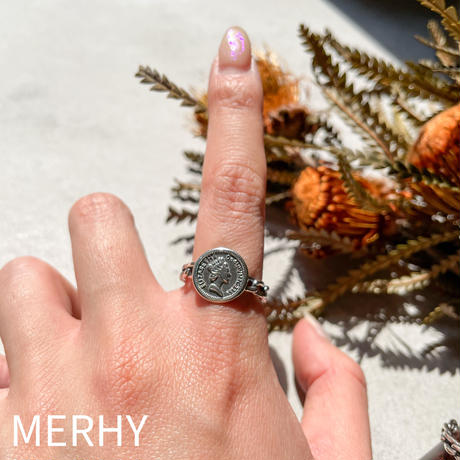 ring ME134 Silver925