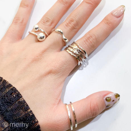 ring ME58 Silver925
