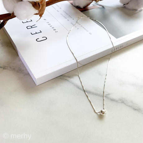 necklace ME11 Silver925