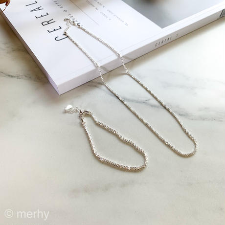 necklace ME12 Silver925
