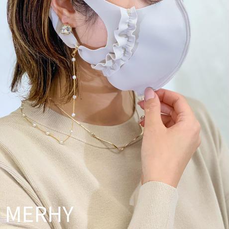 フリルマスク