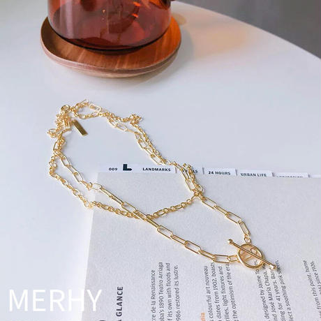 necklace ME39  Silver925