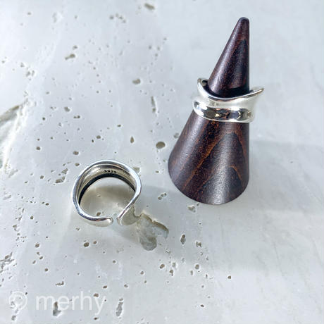 ring ME02 Silver925