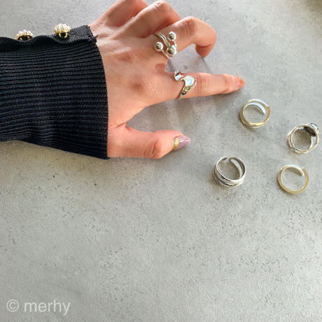 ring ME73 Silver925