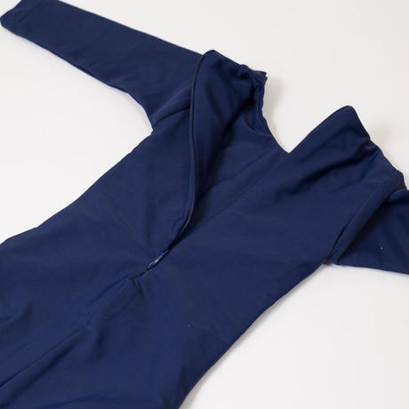 long sleeve onepiece
