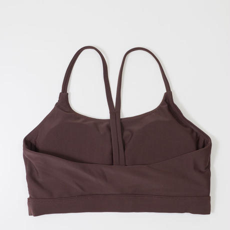 back  Y  tops/Brown