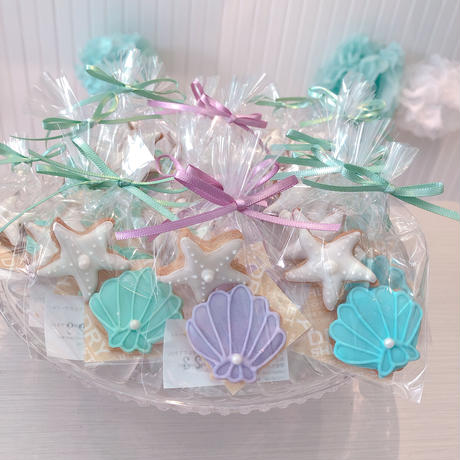 mini shell&mini starfish30個セット