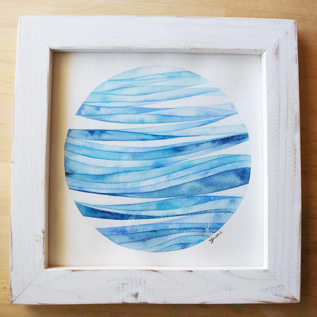 "Water planet  ""SURF"""