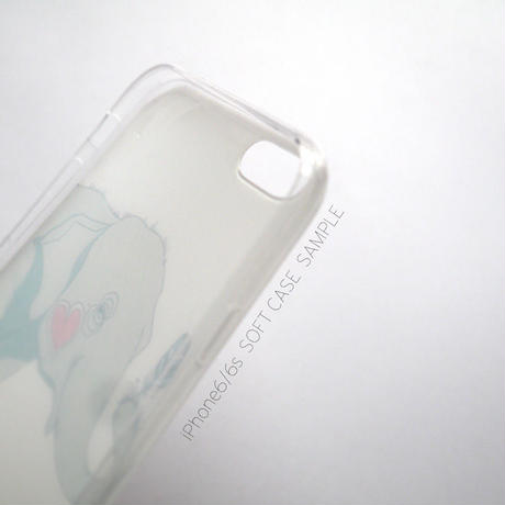 "iPhone Cover ""Relaxmode""-mono- マイケル"