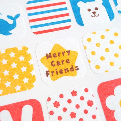 和紙シール - Merry Care Friends