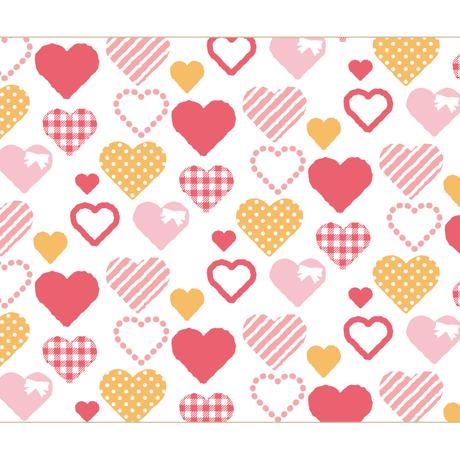 メリーケアテープ(シート)ピンク