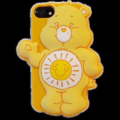 【オーダー開始】Care bears シリコンケース ファンシャインベア♥for iPhone7/6s/6