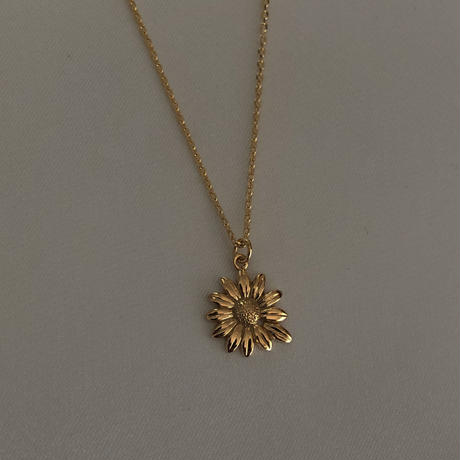 【Philly chocolate】Marguerite necklace