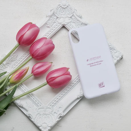 【OFF】flowermessege phonecase (MERY shop limited)