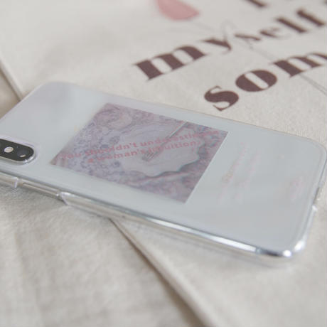 【&lottie】message iPhone case & sticker
