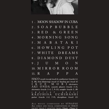 Synapse (Haco + Ikue Mori + Aki Onda) - Raw (CD/Album/2005)