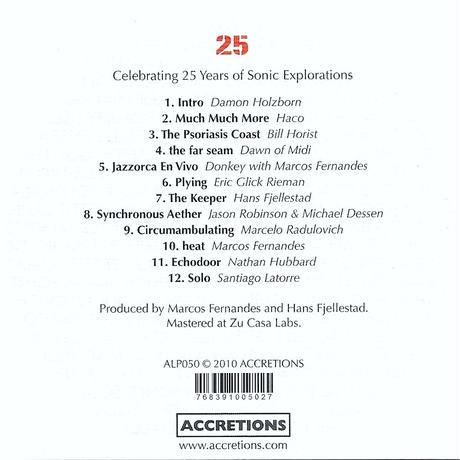 VA - 25 (CD/Album/2010)