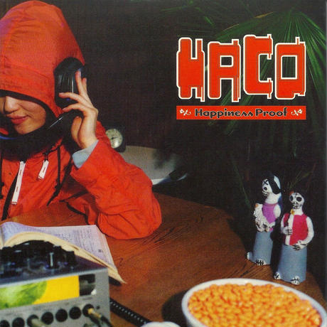 Haco - Happiness Proof (CD/Album/2000)