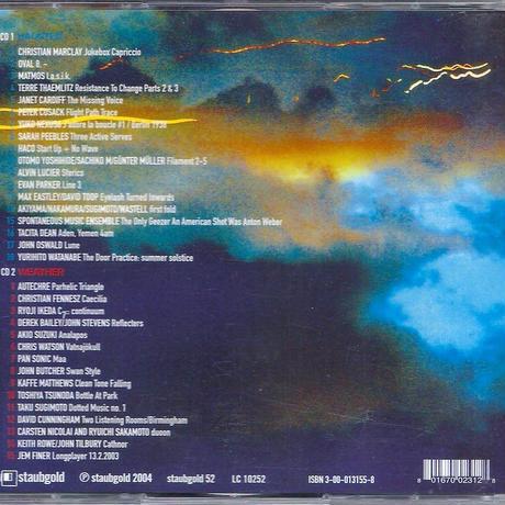 VA - Haunted Weather (2-CD/Album/2004)