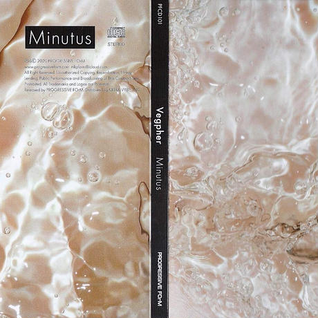Vegpher - Minutus (CD/Album/2020)