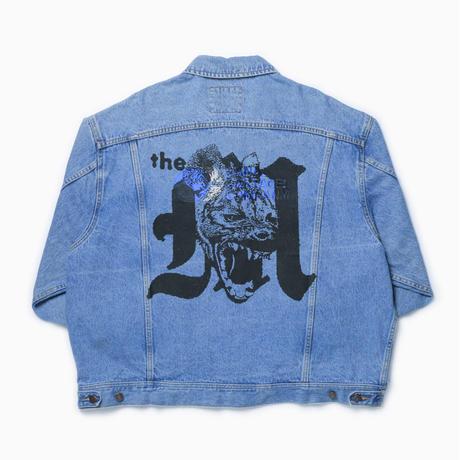 HYENA  DENIM JACKET [Used denim jacket]