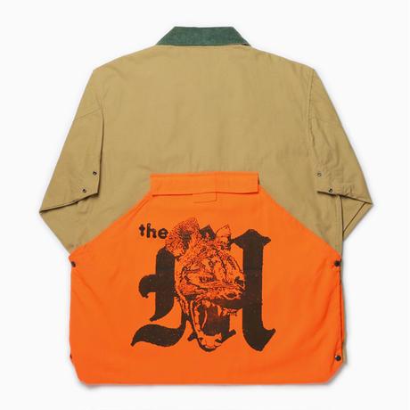 HYENA WORK JACKET [Used work jacket]