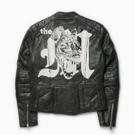 HYENA LEATHER JACKET [Used leather  jacket]