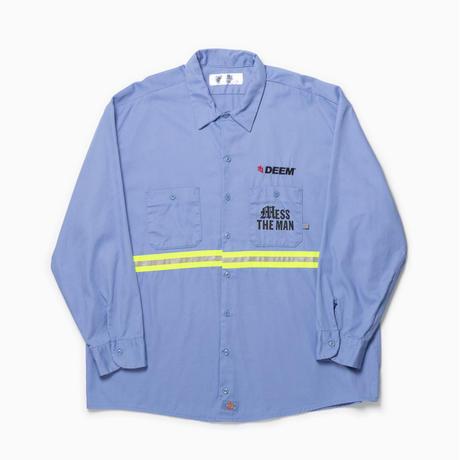 HYENA SHIRT [Used work shirt]